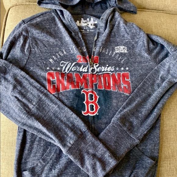 7223435f8 alyssa Milano Sweaters | 2018 Boston Red Sox World Series Womens ...